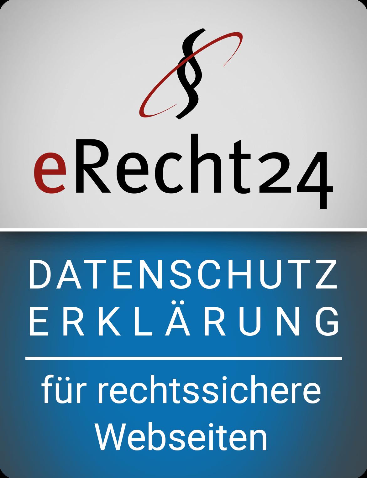 e-Recht24.de_Siegel-Datenschutz