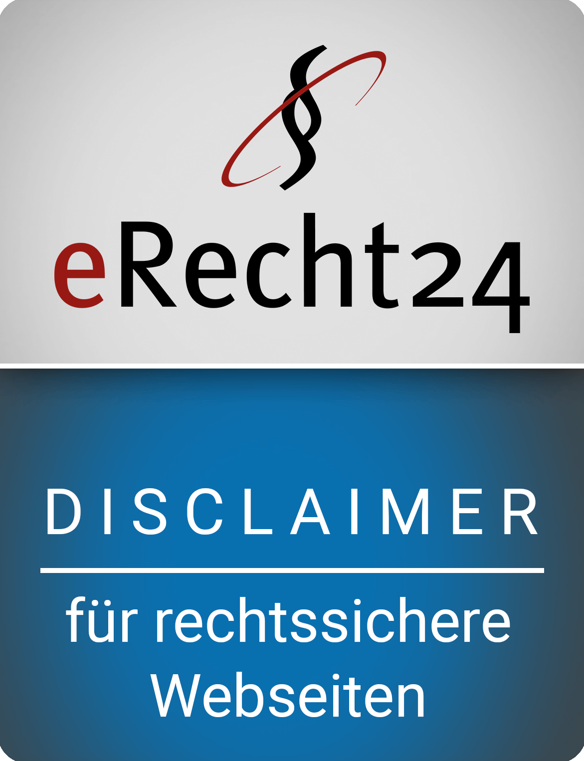 e-Recht24.de_Siegel-Disclaimer