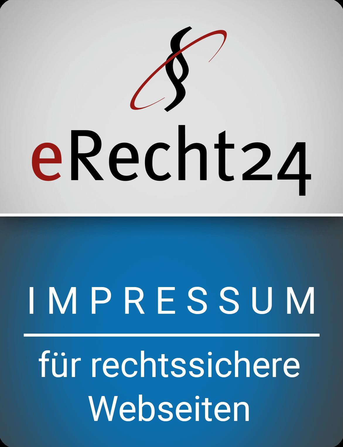 e-Recht24.de_Siegel-Impressum